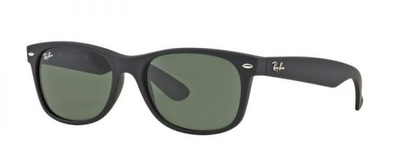Ray-Ban RB2132 622 Wayfarer Black Matt