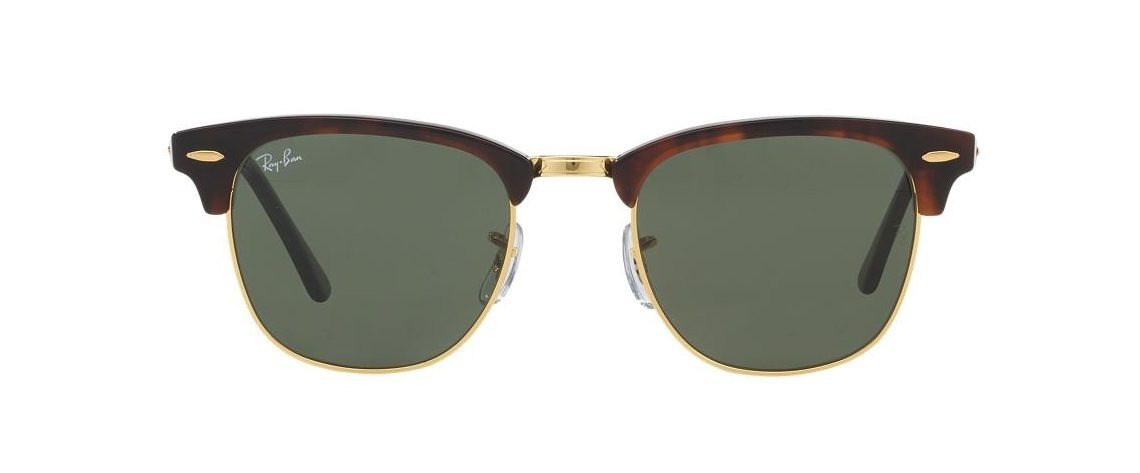 Ray-Ban RB3016 W0366 Clubmaster Brown