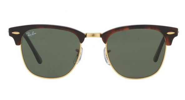 Ray-Ban RB3016 W0366 Clubmaster Brown (5)
