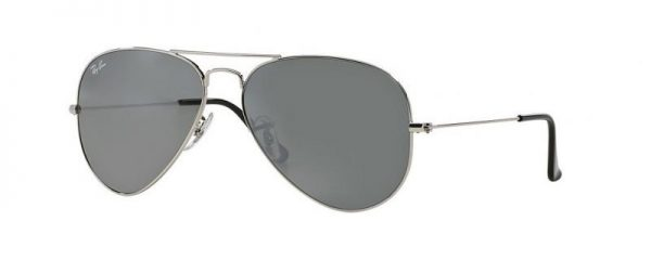 Ray-Ban RB3025 W3277 Aviator Silver Mirror (2)