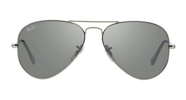 Ray-Ban RB3025 W3277 Aviator Silver Mirror (4)