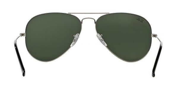 Ray-Ban RB3025 W3277 Aviator Silver Mirror (5)