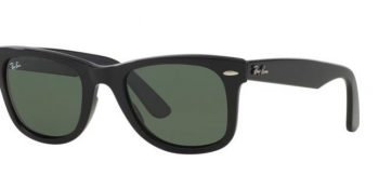 Слънчеви очила Ray-Ban RB2140 901 Original Wayfarer little left