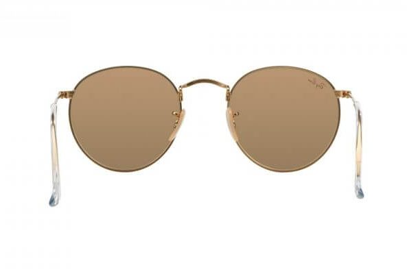 ray-ban rb3447 112z2 round metal