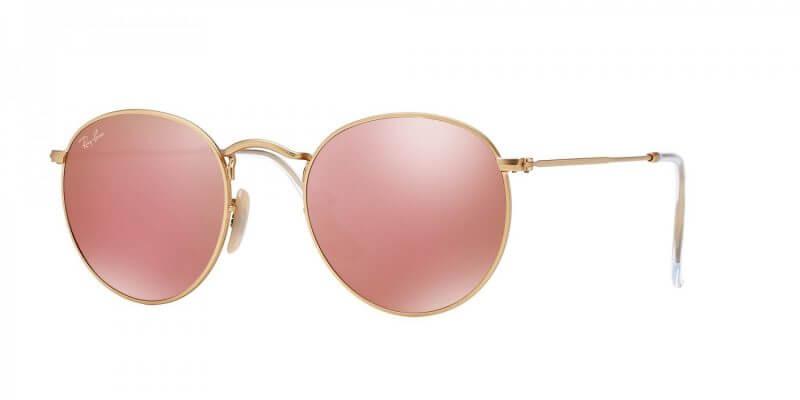 Слънчеви очила ray-ban rb3447 112z2 round metal Little Left