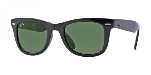 Слънчеви очила ray-ban wayfarer folding rb4105 601 little left