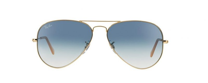 Слънчеви очила Ray-Ban RB3025 0013F Aviator Gradient
