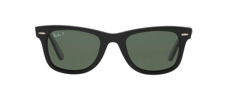 Слънчеви очила Ray-Ban RB2140 901-58 Wayfarer Original front