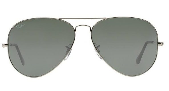 Ray-Ban RB3025 00340 Aviator Silver (2)