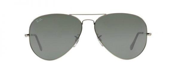 Слънчеви очила Ray-Ban RB3025 00340 Aviator Silver