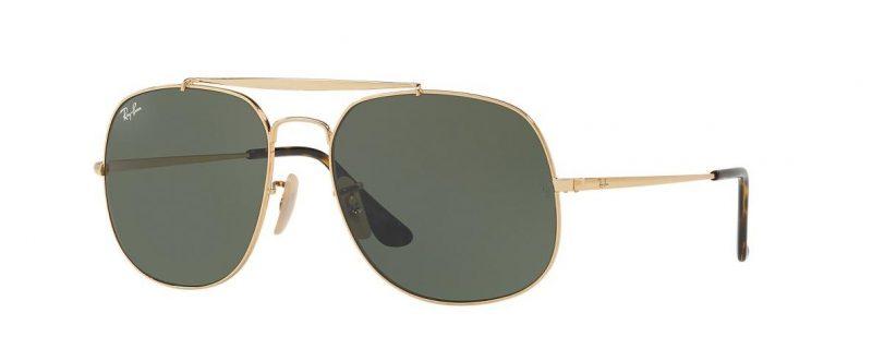 Слънчеви очила Ray-Ban RB3561 001 General Little Left