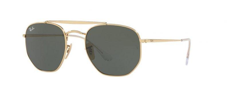 Слънчеви очила Ray-Ban RB3648 001 Marshal Little Left