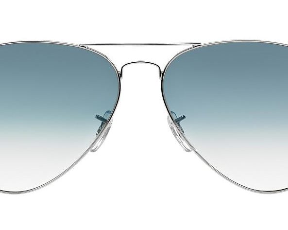 RB 3025 0033F AVIATOR LARGE METAL GRADIENT (3)