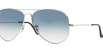 Слънчеви очила RB 3025 0033F AVIATOR LARGE METAL GRADIENT