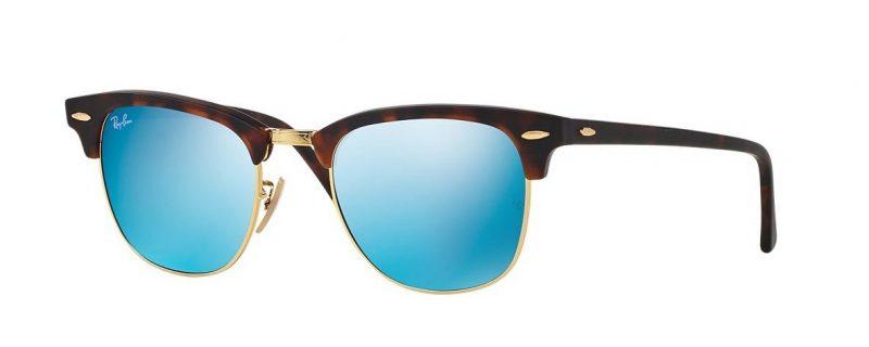 Слънчеви очила Ray-Ban RB3016 1145-17 Clubmaster Little Left
