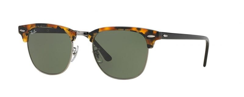 Слънчеви очила Ray-Ban RB3016 1157 Clubmaster Little Left