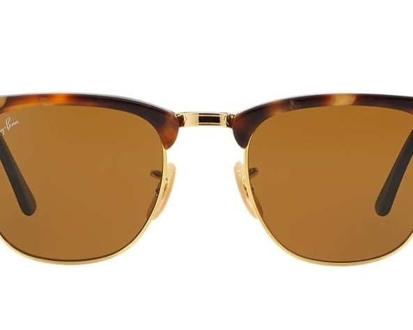 Ray-Ban RB3016 1160 Clubmaster FLECK front