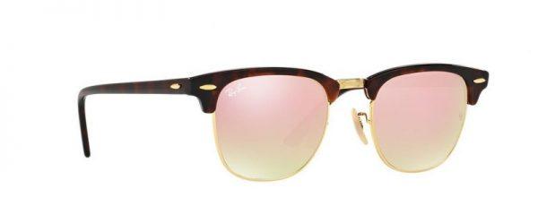Слънчеви очила Ray-Ban RB3016 990-70 Clubmaster Little Right