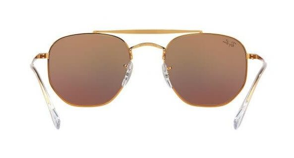 Ray-Ban RB3648 9001I1 Marshal back