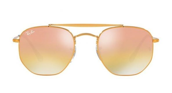 Ray-Ban RB3648 9001I1 Marshal front