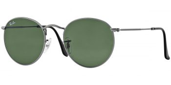 Ray-Ban RB3447 029 Round Metal