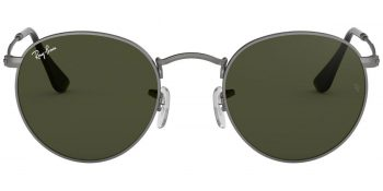 Ray-Ban RB3447 029 Round Metal front